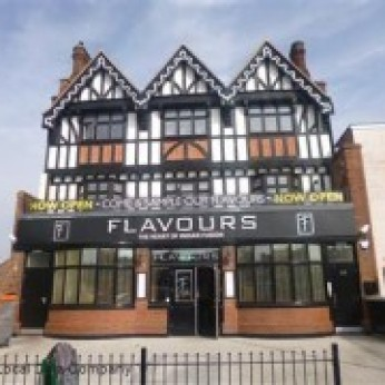 Flavours, Burnt Oak