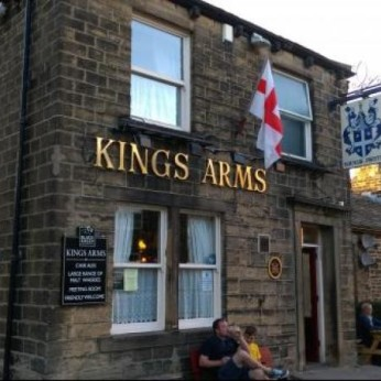 Kings Arms, Sutton-in-Craven