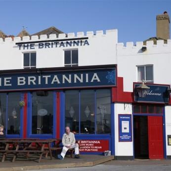 Britannia, Margate