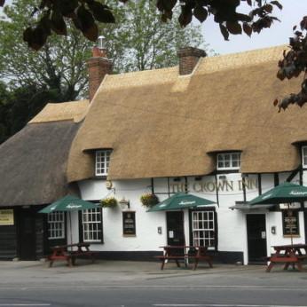 Crown Inn, Kings Somborne
