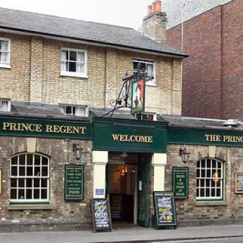 Prince Regent, Cambridge