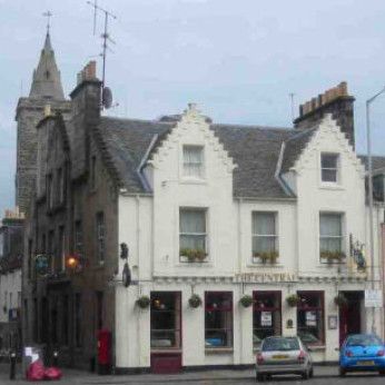 Click to view full size - Central Bar, St. Andrews(photograph number 1)