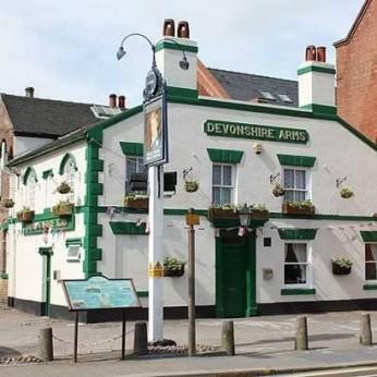 Devonshire Arms, Burton