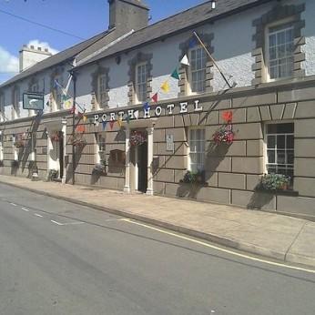 Gwestyr Porth Hotel, Llandysul