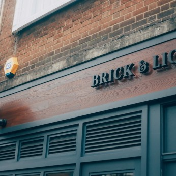 Brick & Liquor, London SW17