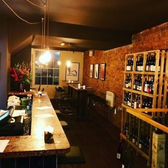 Bunch Wine Bar, Liverpool