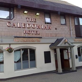 Caledonian Hotel, Leven