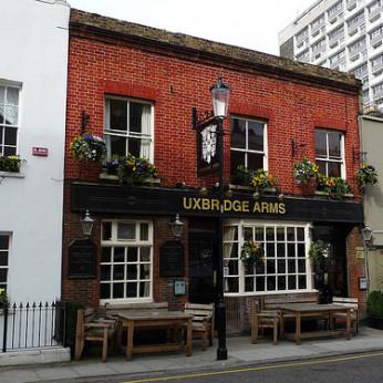 Uxbridge Arms, London W8