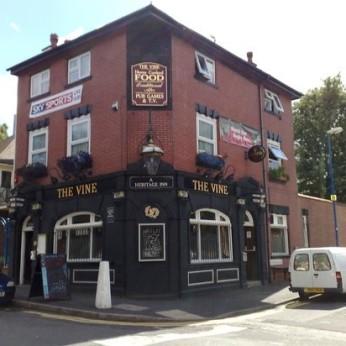 Vine Inn, Birmingham