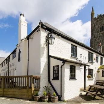Weary Friar Inn, Pillaton