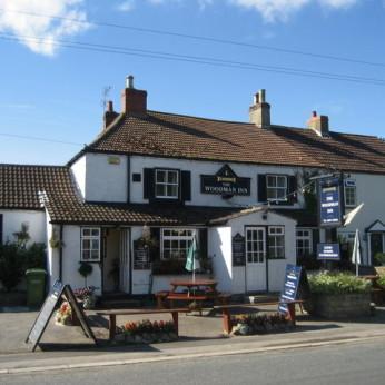 Woodman Inn, Burneston