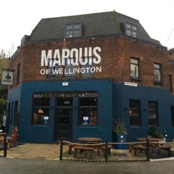 Marquis Of Wellington, London SE1