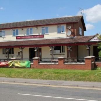Measure Inn, Green Lane