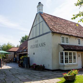 Old Beams, Shenley Lodge