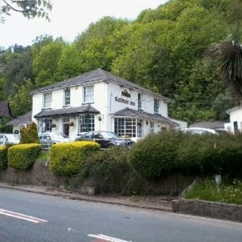 Railway Inn, Malvern Wells