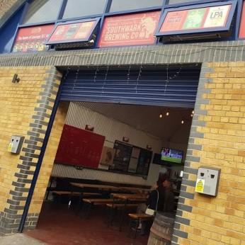 Southwark Brewery Tap Room, London SE1