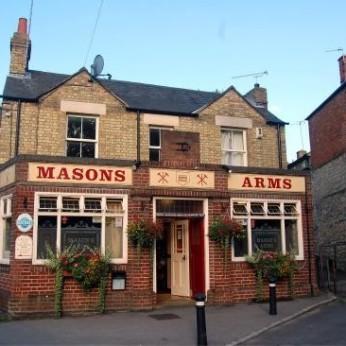 Masons Arms, Headington