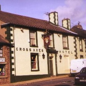Click to view full size - Cross Axes Hotel, Blackburn(photograph number 1)