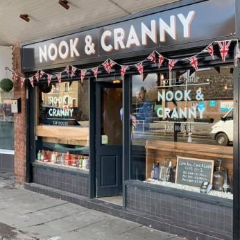 Nook & Cranny, Bolton