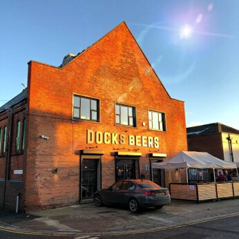 Docks Beers, Grimsby