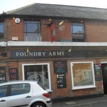 Foundry Arms, Colchester