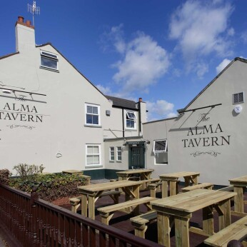 Alma Tavern, Worcester