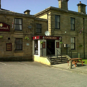 Click to view full size - Alexandra Hotel, Darwen(photograph number 1)