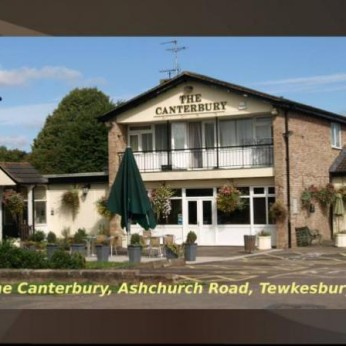 Click to view full size - Canterbury Inn, Tewkesbury(photograph number 1)