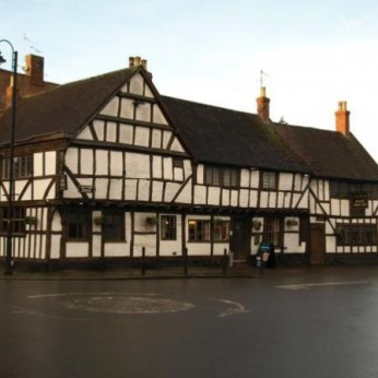 Olde Black Bear, Tewkesbury