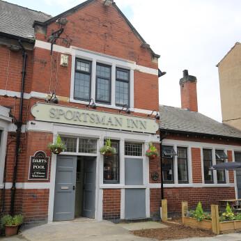 Sportsman Inn, Wombwell