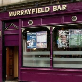 Murrayfield Bar, Edinburgh