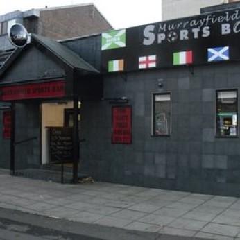 Murrayfield Sports Bar, Edinburgh