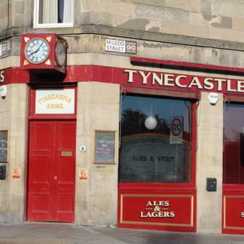 Tynecastle Arms, Edinburgh