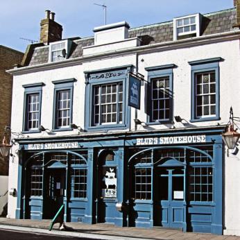 Blue's Smokehouse, Twickenham