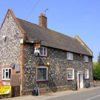 White Hart, Tuddenham