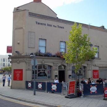Tavern Inn the Town, Weston-super-Mare