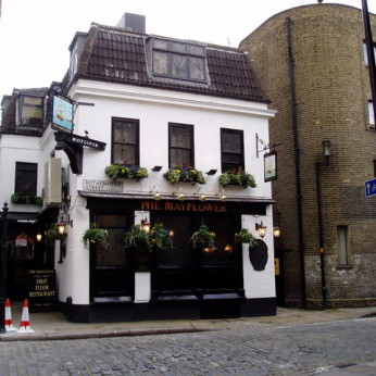 Mayflower, London SE16