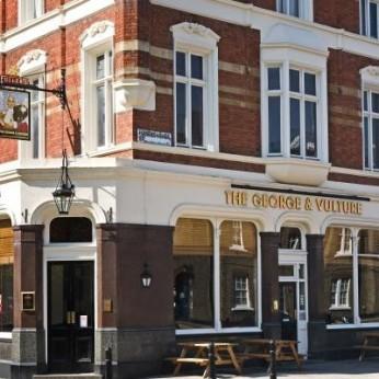 George & Vulture, London N1