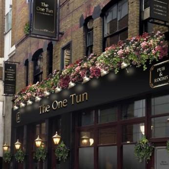 One Tun, London EC1