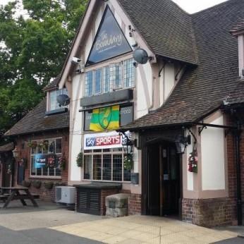 Boundary Pub, Mile Cross