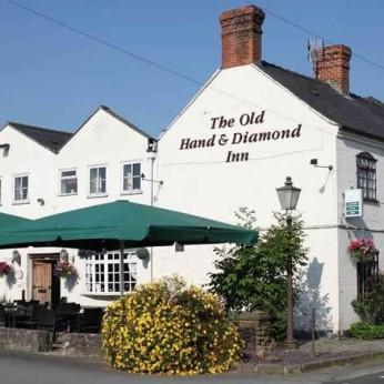Ye Old Hand & Diamond, Coedway