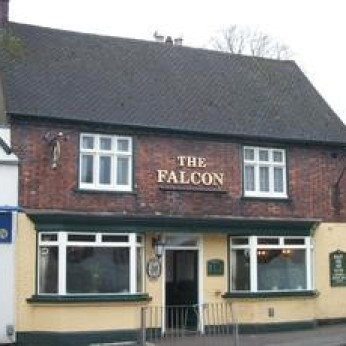 Click to view full size - Falcon, St. Albans(photograph number 1)