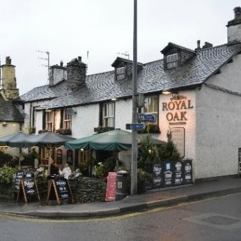 Click to view full size - Royal Oak, Ambleside(photograph number 1)