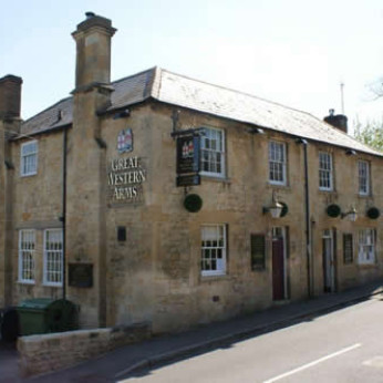 Great Western Arms, Blockley