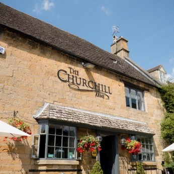 Churchill Arms, Paxford