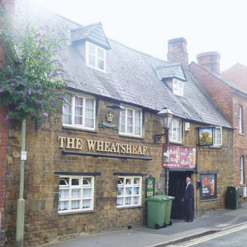 Wheatsheaf, Banbury