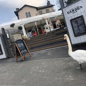 Lake View Garden Bar, Bowness-on-Windermere