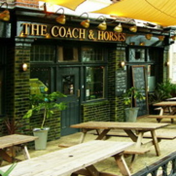 Coach & Horses, London SW4