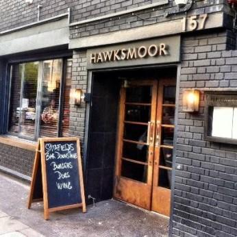 Hawksmoor, London E1