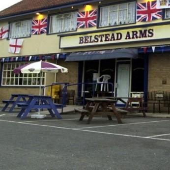 Belstead Arms, Sprites